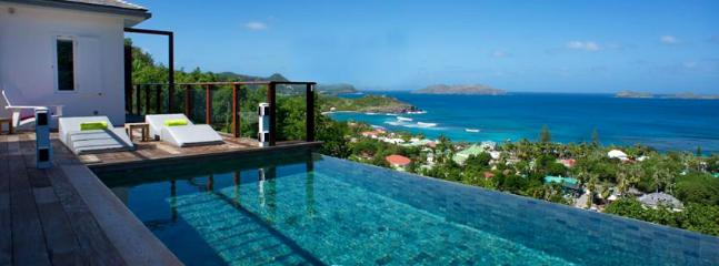 Villa Aurea SPECIAL OFFERS: St. Barths Villa 71 Located On The Top Of Lorient Facing The Ocean. - Lorient vacation rentals