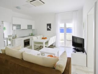 Stunning apartment steps from beach (6) sleeps 4+1 - Novalja vacation rentals