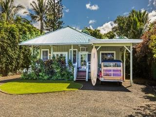 Hanalei, Sweetheart of Hanalei, fantastic location... right on Weke Road! - Hanalei vacation rentals