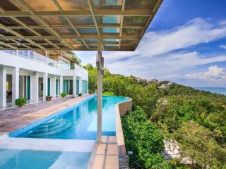 White Villa Stunning sea view 5 bedroom - Koh Samui vacation rentals