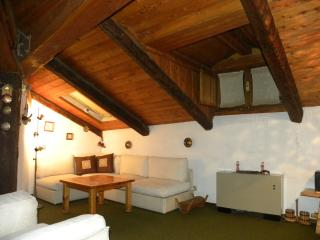 attic flat on pedestrian street - Cesana Torinese vacation rentals