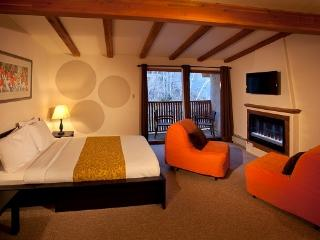 Taos Ski Valley Hotel Suite - Sleeps 2-4 - Taos Ski Valley vacation rentals