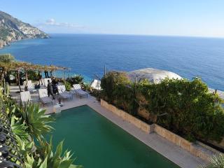 Italian style villa in Positano with pool - V736 - Amalfi Coast vacation rentals