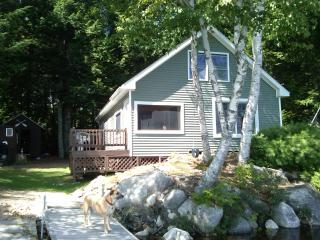 Lake Front Cabin on Madagascal Pond - Burlington vacation rentals