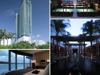 Setai one bedroom with Den - Miami Beach vacation rentals