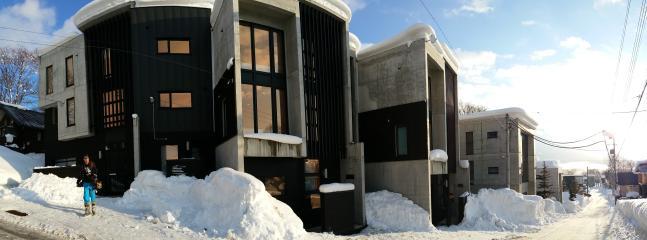 Fubuki Niseko - Fubuki Niseko  luxury home 3,4 and 5 bedrooms - Niseko-cho - rentals