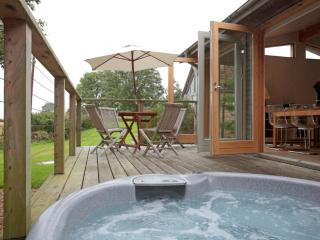 Furrows Farm Garden Lodge - Buckland Newton vacation rentals