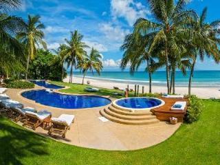 Magnificent Private Beachfront Retreat with Bilingual Staff - Casa Aramara - Punta de Mita vacation rentals