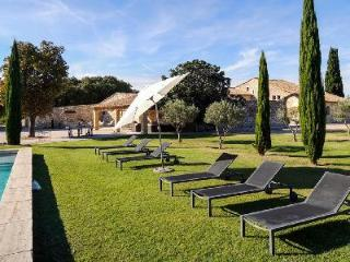 La Bastide de Cannat, 6 Bedroom Luxury Villa, Provence, France - Bouches-du-Rhone vacation rentals