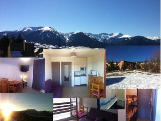 Studio cabine 4 couchages 2 étoiles tout equipé - Font-Romeu vacation rentals