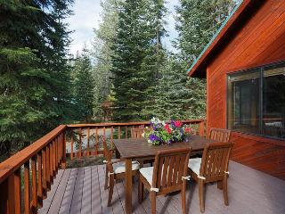 Small yet Sophisticated, and Stunning!!  This Tahoe Donner Home will Impress! - North Tahoe vacation rentals