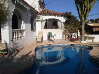 CASA BARBARA CALPE  POOL  WI FI AIRCON - Calpe vacation rentals