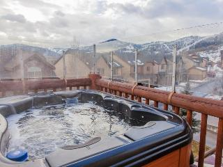 Bear Hollow home w/private hot tub & clubhouse access! - Park City vacation rentals