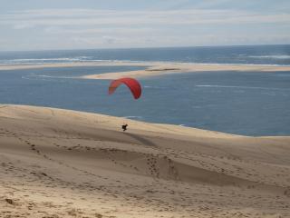 dune Biscarrosse moderne T3 terrasse vue mer - Biscarrosse vacation rentals