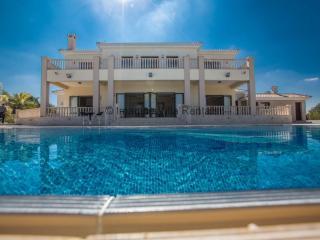Villa Jorja, Sleeps 14 in Protaras center - Protaras vacation rentals