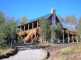 Log Home Luxury-Escape the Heat & Relax - Fairplay vacation rentals