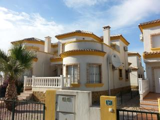 3 bed 2 bath, Detached Villa Juan  with Free WiFI - Los Montesinos vacation rentals