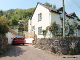 Dunns Cottage, West Porlock - Sleeps 6 - Exmoor National Park - Sea Views - Porlock Weir vacation rentals