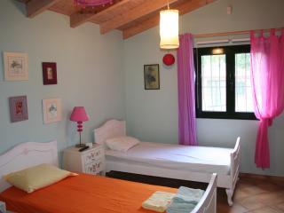 Terry Land Village. consist 2 rooms + 3 studios - Amaliada vacation rentals