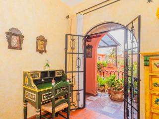 Yellow Suite in Casa del Suenos - San Miguel de Allende vacation rentals