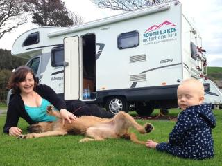Perfect Camper van with A/C and Central Heating - Barrow-in-Furness vacation rentals