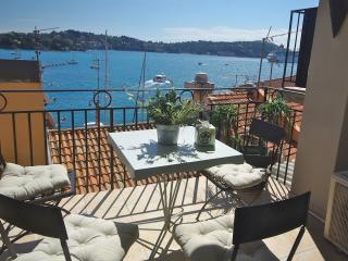 Artistes Tresor Terrace over the Mediterranean - Villefranche-sur-Mer vacation rentals