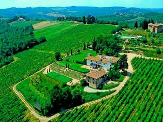 9 bedroom House with Private Outdoor Pool in Greve in Chianti - Greve in Chianti vacation rentals