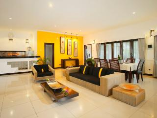 Romantic beachfront two bedroom villa - Gianyar vacation rentals