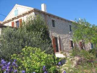 Old stone house,retro &romantic,free bikes,garden. - Dalmatia vacation rentals