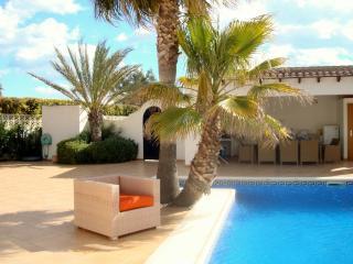 Casa Tasama a stunning villa on a lovely flat plot - Moraira vacation rentals