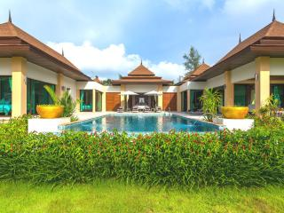 Ataman Luxury Villa (A1) Beach front 3 Bedroom - Ko Kho Khao vacation rentals