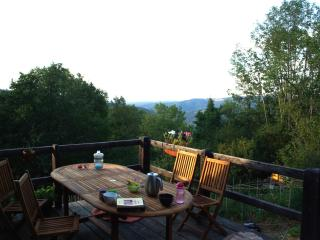 Gite on eco hobby farm La Petite Fermette - Rivel vacation rentals