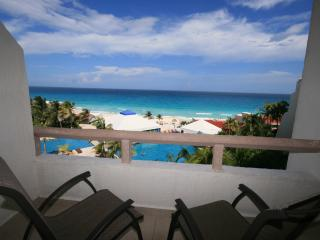 Nice Ocean view Condo for rent!  (2601) - Cancun vacation rentals