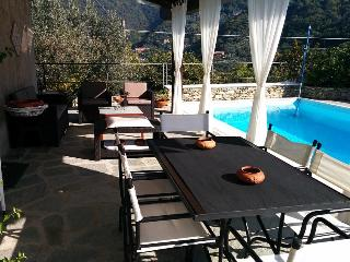 Beautiful private villa with pool and spa - Recco vacation rentals