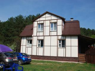 Comfortable Cottage with Short Breaks Allowed and Parking Space - Braslaw vacation rentals