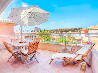 Magic Montgo 200 meters beach,  pool, garden - Javea vacation rentals