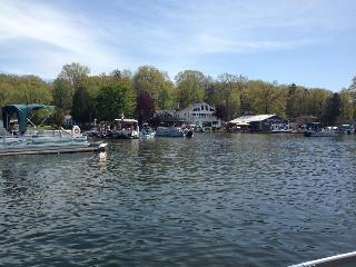 #3 Chippewa Lake Apartment W/ Dock for your boat. - Chippewa Lake vacation rentals