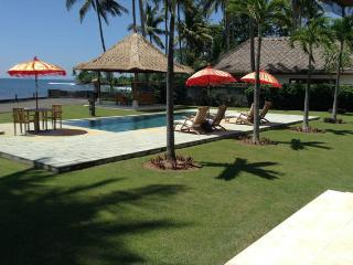 TOTAL FRONT BEACH VILLA IN JASRI AREA - Karangasem vacation rentals