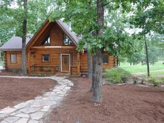 2 Master Suite All Wood Log Cabin near Branson - Branson vacation rentals