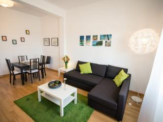 3 bed apart with sea view next Malaga port - Malaga vacation rentals