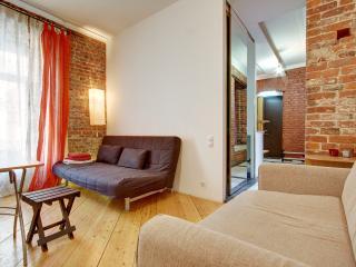 Designer 2-room flat on Sadovaya street (351) - Saint Petersburg vacation rentals