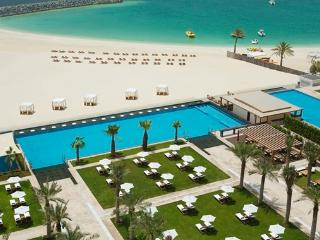 *Oceanfront Private Beach 5*, 4 BR ,  Apt , Sea Views ,  on JBR Walk ! - Dubai vacation rentals
