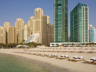 *Oceanfront 5*, 4 BR,  Apt, Sea Views , JBR Walk - Dubai vacation rentals