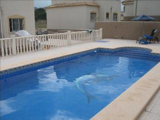 Luxury 4 bedroom villa with pool - Castalla vacation rentals