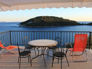 Spacious 2-bedroom apartment with amazing sea view - Korcula Town vacation rentals
