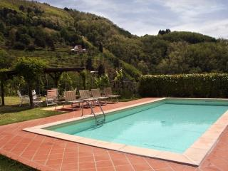 Casa Speri restored farmhouse with private pool - Pescia vacation rentals