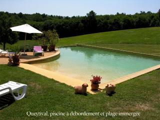 Queytival, Maison de la Cour, charme, tranquillité - Sainte Nathalene vacation rentals