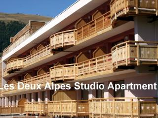 Nice Studio with Internet Access and Television - Vénosc vacation rentals
