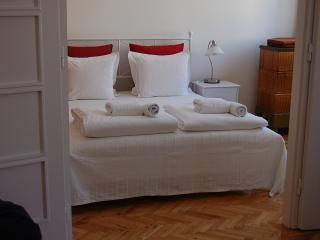 Cental topfloor apartment 50m from Danube river AC - Budapest vacation rentals