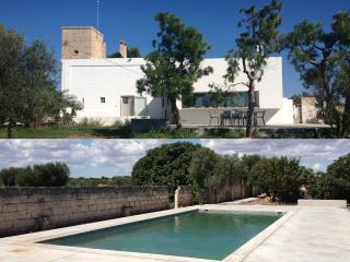 """MASSERIA"" d'ARCHITECTE avec PISCINE - Serranova vacation rentals"
